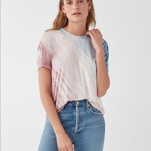 NWT Splendid Eclipse Treatment Tie Dye Tee Small